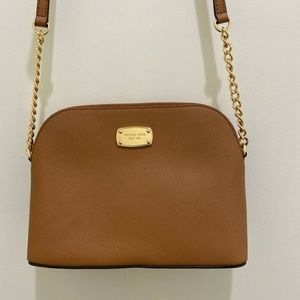 Michael Kors Cindy Dome Crossbody